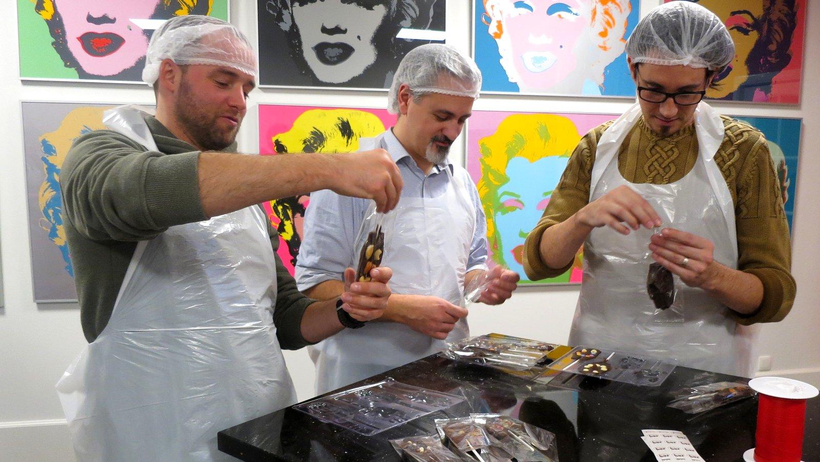Chocolalicious chocoaldeworkshop