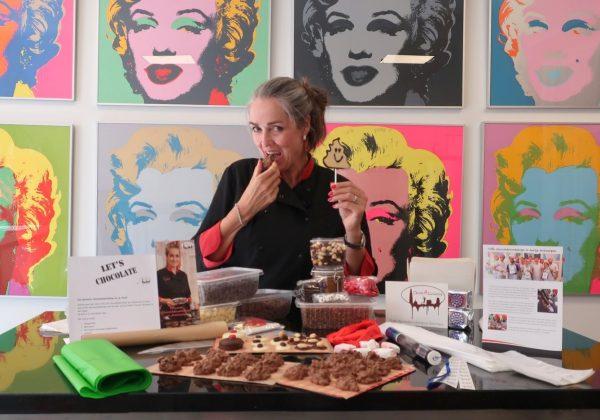 Lets Chocolate 4 personen by Chocalicious - Carolien Krijnen