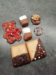 Lets Chocolate klantenfoto